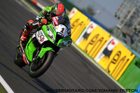 Superbike de Magny-Cours, Tom Sykes intraitable !