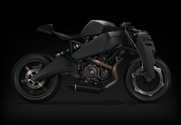 Tuning moto deluxe : Ronin, une Buell 1125 CR affûtée