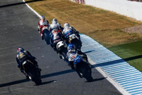 Les World GP Bike Legends font le show à Jerez