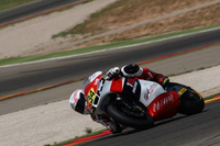 Moto2 CEV - Week-end torride à Aragon pour le Swiss Junior Team Moto2