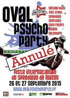 Oval Psycho Party 2015