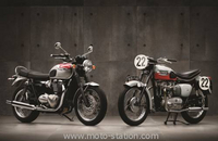Triumph Bonneville T 120 : La technique