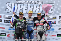 FSBK Magny-Cours 2016 : Checa fait coup double !
