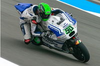 Eugene Laverty, rester en MotoGP ou repartir en Superbike ? Dilemme