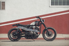 Yamaha SCR950 Yard Built 'Chequered Scrambler' by Brat Style