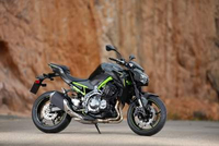 1. Essai Kawasaki Z900 2017 : on brasse les cartes et on recommence