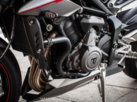 Triumph Street Triple 765 : La technique