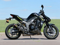 Kawasaki Z1000R : La technique