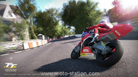 TT Isle Of Man Ride On The Edge : Le jeu vidéo sur le Tourist Trophy !