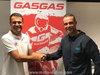 Enduro : Johnny Aubert chez Gas Gas !