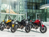 Ducati Monster 821 2018 : Technique et homologation A2