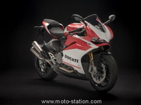 Ducati 959 Panigale Corse : Full Ohlins !