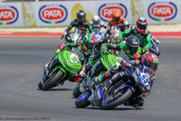 Supersport 300 de Misano : Ana Carrasco préserve son leadership