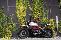 Intermot 2018 – Ducati présente les versions Café Racer, Desert Sled et Full Throttle du Scrambler 800 version 2019