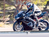 Une Triumph Daytona 765 surprise lors d'un essai – The Daytona is back
