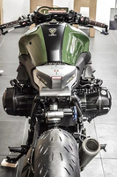 "BMW R1200R ""GOODWOOD 12"" par VTR Customs - Made in Switzerland"