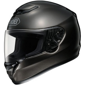Shoei Qwest Anthracite Metallique