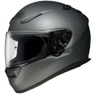 Shoei Qwest Matt Deep Grey
