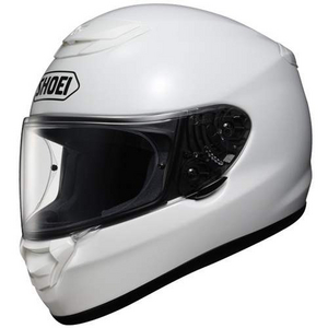 Shoei Qwest White
