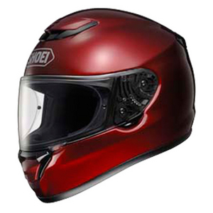 Shoei Qwest Wine Red