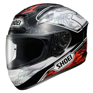 Shoei X Spirit 2 Kallio 2 TC1