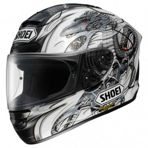 Shoei X Spirit 2 Kiyonari 2 TC6