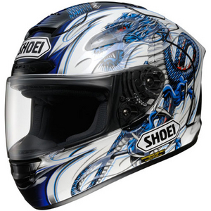 Shoei X Spirit 2 Kiyonari 2 TC2