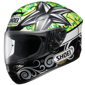 Shoei X Spirit 2 Elias 2 TC3