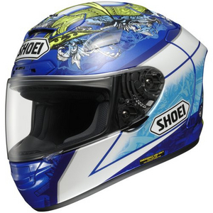 Shoei X Spirit 2 Bautista TC2