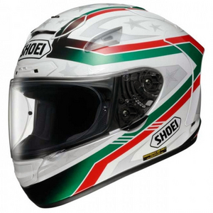 Shoei X Spirit 2 Laseca TC4