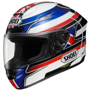 Shoei X Spirit 2 Reverb TC2