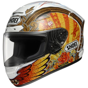 Shoei X Spirit 2 B Boz TC6
