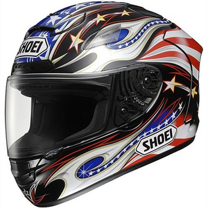 Shoei X Spirit 2 Glory 2 TC2
