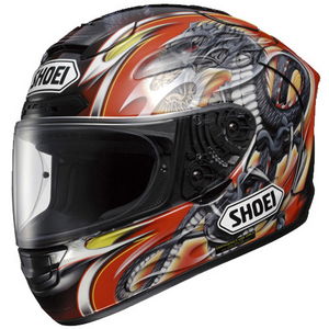 Shoei X Spirit 2 Kiyonari 2 TC1