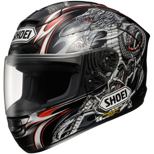 Shoei X Spirit 2 Kiyonari 2 TC5