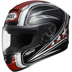 Shoei X Spirit 2 Streamliner TC1
