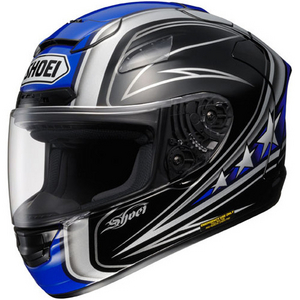 Shoei X Spirit 2 Streamliner TC2