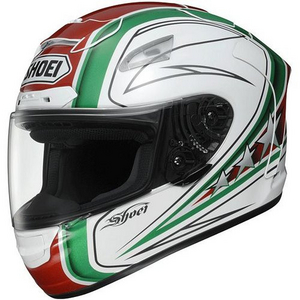 Shoei X Spirit 2 Streamliner TC4