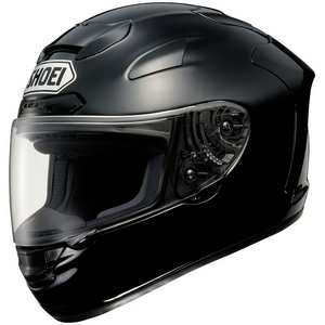 Shoei X Spirit 2 Black Mettalic