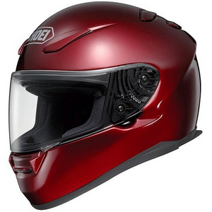 Shoei Neotec Whine Red