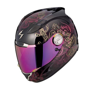 Scorpion Exo 1000 Air Preciosa Black Pink