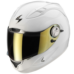 Scorpion Exo 1000 Air Solid White