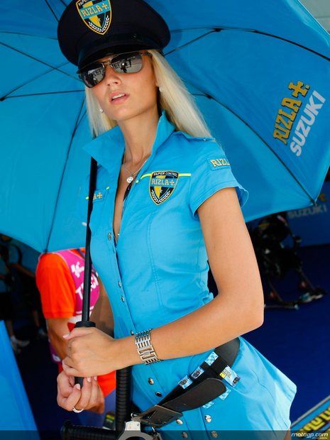 Umbrella grand prix San Marin 2011