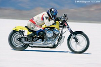 Voyage moto : San Francisco - Bonneville et la Speed Week