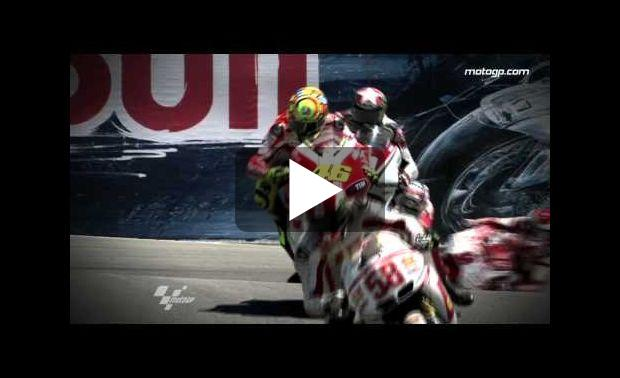 motogp best of 2011