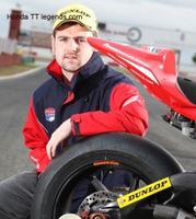 Cybermotard, Michael Dunlop rejoint le Honda TT legends en vue du Bol d'Or 2013
