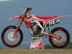 News moto TT Cross: Honda CRF 250 R 2014 en vue !