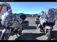 BMW R1200 RT Water cooled surprise en vidéo à Ténérife