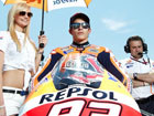 Moto GP, Grand Prix de France : Marc Marquez arrive au Mans en leader