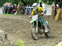 Nat. MX1 : Charron fait le break